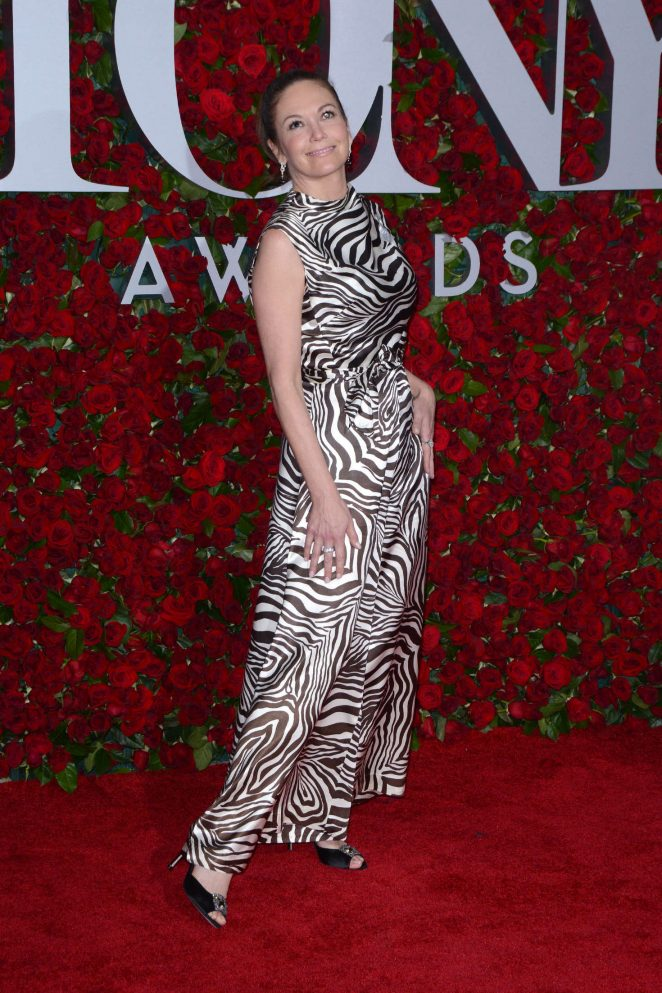 Diane Lane - 2016 Tony Awards in New York