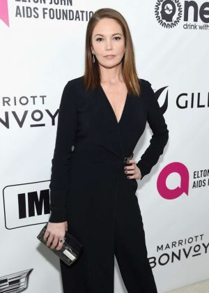 Diane Lane - 2019 Elton John AIDS Foundation Academy Awards Viewing Party in LA