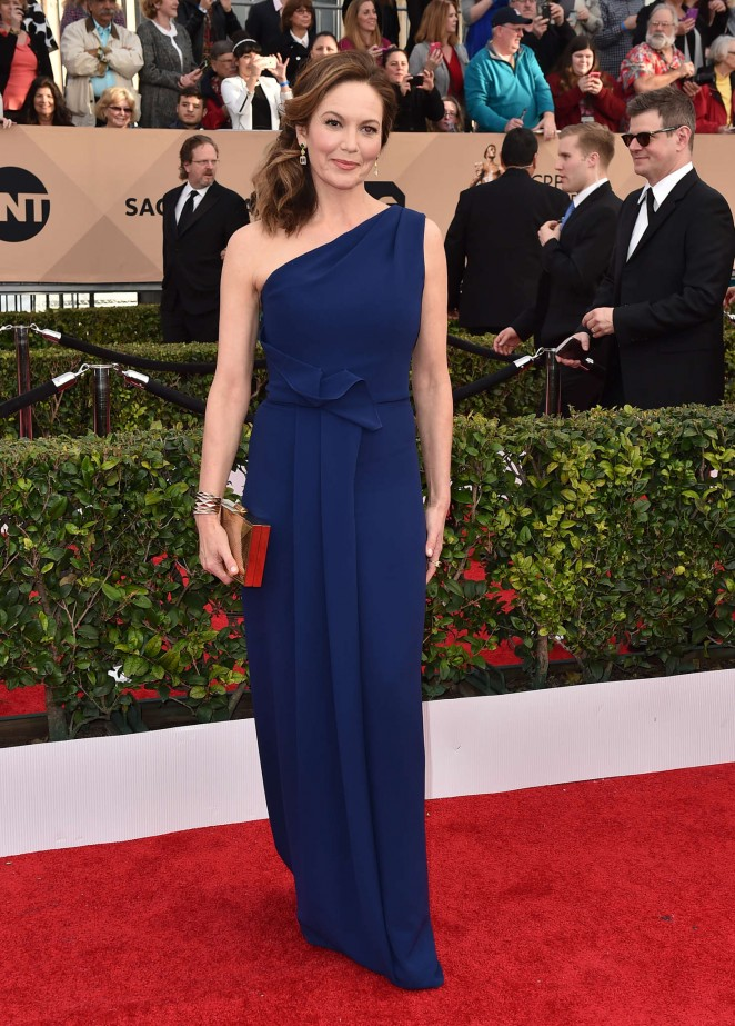 Diane Lane - 2016 SAG Awards in Los Angeles