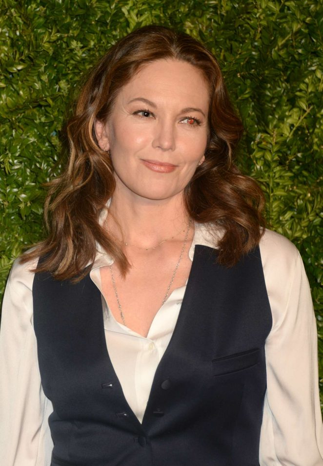 Diane Lane - Chanel Artists Dinner at 2017 Tribeca Film Festival in NY