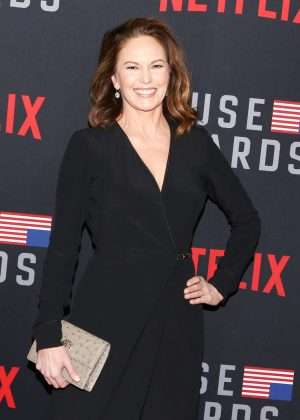 Diane Lane - 'House of Cards' Premiere in Los Angeles