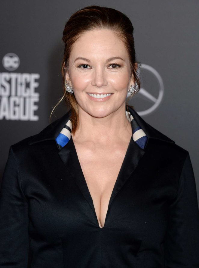 Diane Lane - 'Justice League' Premiere in LA