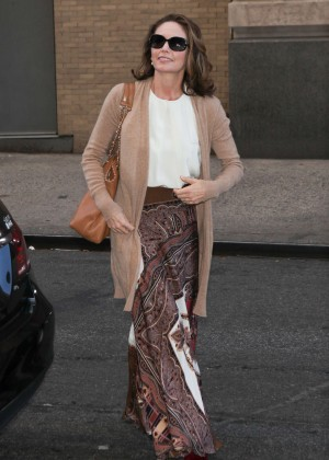 Diane Lane out and about in New York City