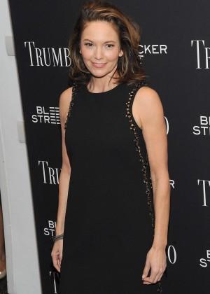 Diane Lane - 'Trumbo' Premiere in New York