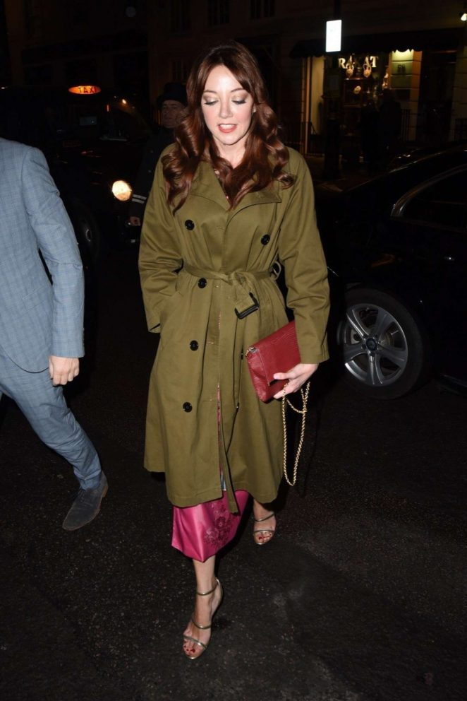 Diane Morgan - Attends The Radio Times Covers Party in London