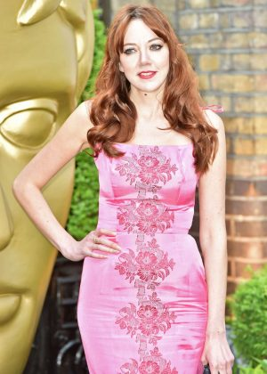 Diane Morgan - British Academy Television Craft Awards in London