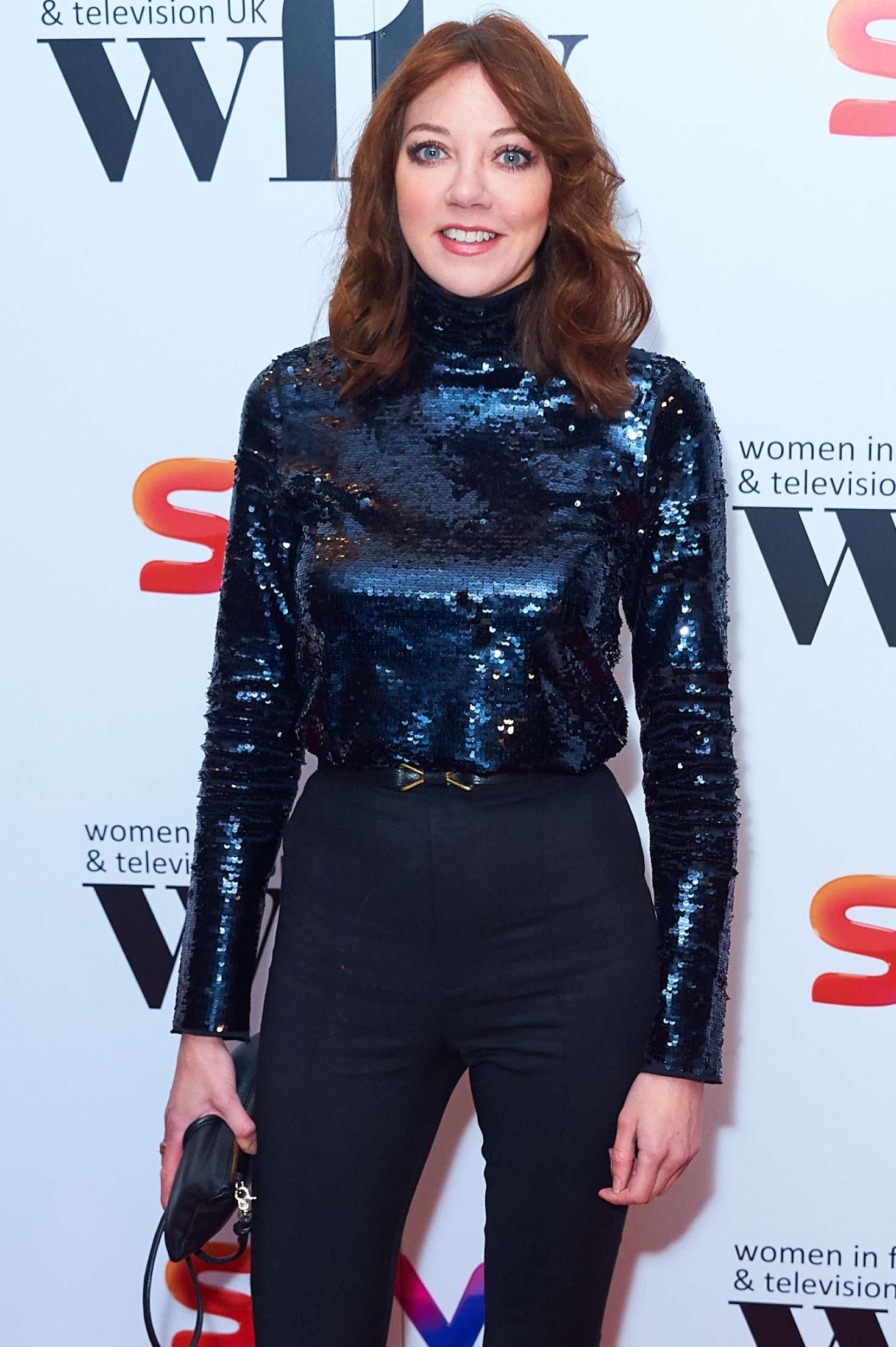 Diane Morgan Sky Women In Film And Tv Awards 2017 In London