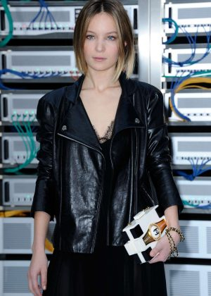 Diane Rouxe - Chanel Show Spring Summer 2017 in Paris