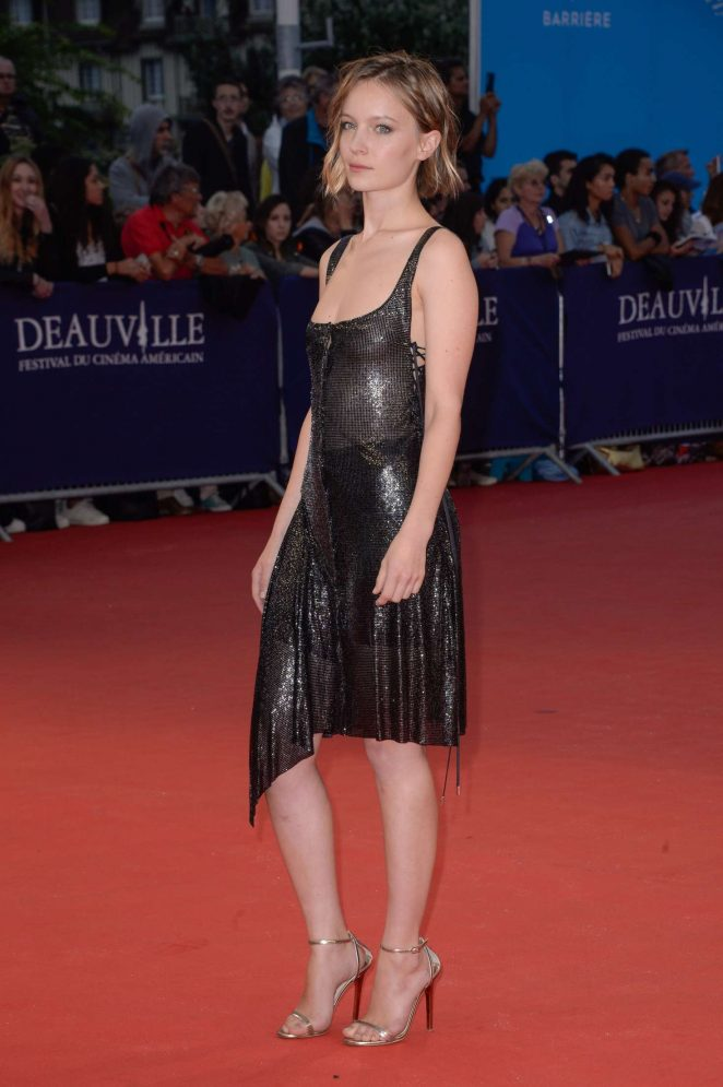 Diane Rouxel: In Dubious Battle Premiere at 42nd Deauville American Film Festival -03
