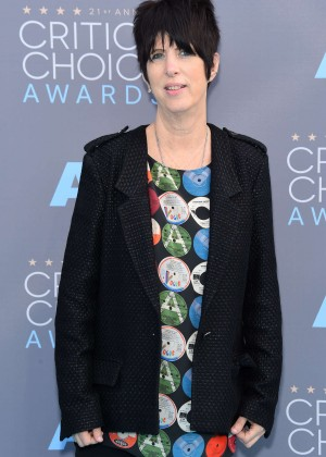 Diane Warren - 2016 Critics' Choice Awards in Santa Monica