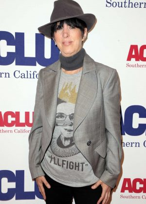 Diane Warren - ACLU SoCal Hosts Annual Bill Of Rights Dinner in Beverly Hills