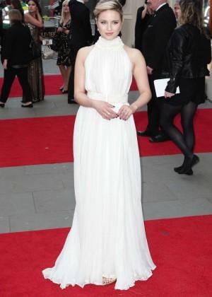 Dianna Agron: 2015 Olivier Awards -02