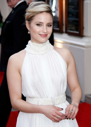 Dianna Agron - 2015 Olivier Awards in London