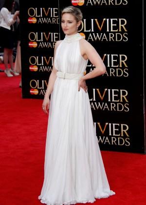 Dianna Agron: 2015 Olivier Awards -06