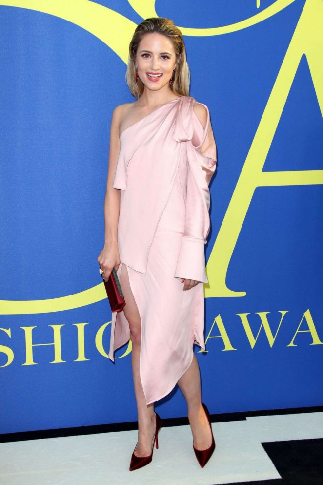 Dianna Agron - 2018 CFDA Fashion Awards in Brooklyn