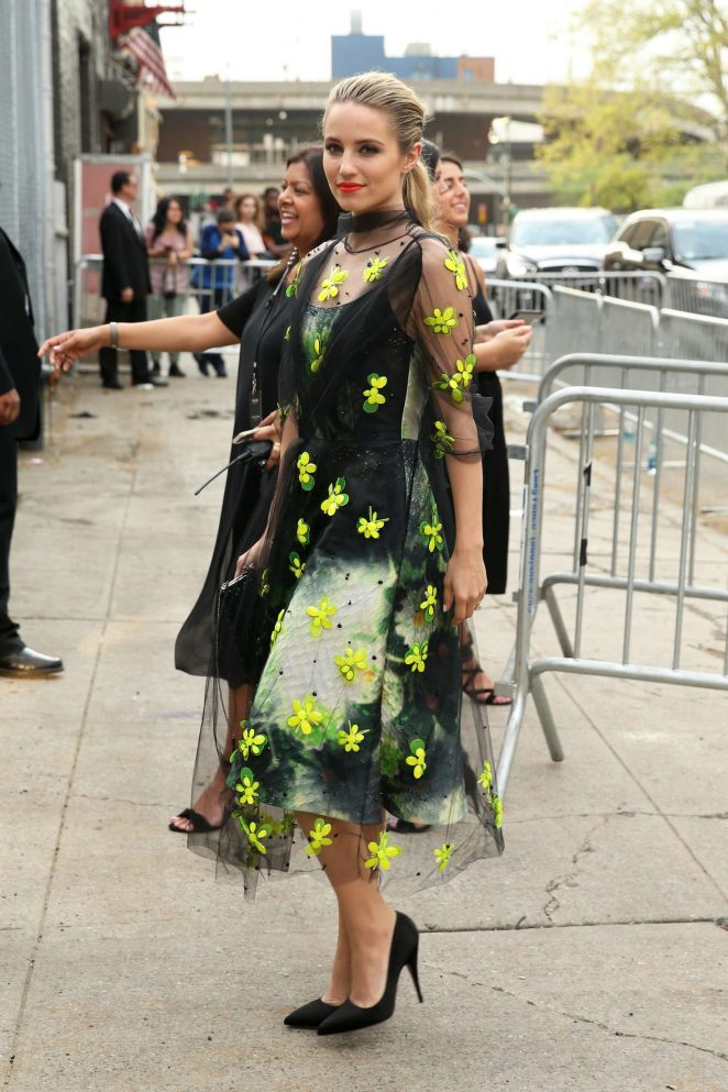 Dianna Agron - Attends Prada Resort Collection 2019 in New York