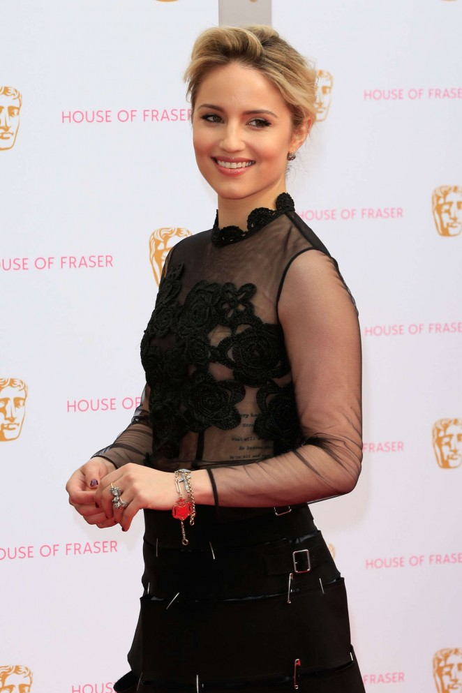 Dianna Agron - BAFTA Awards 2015 in London