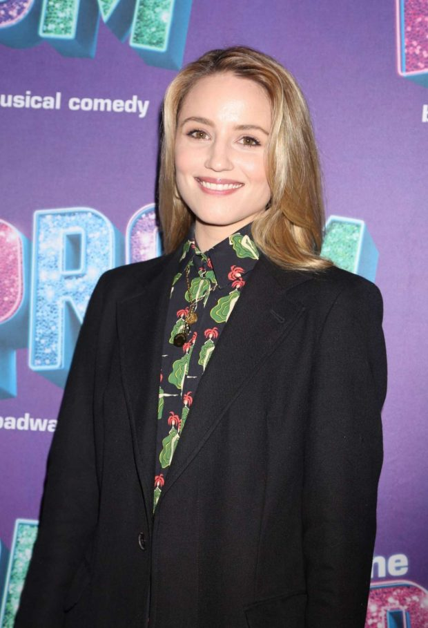 Dianna Agron - Broadway's 'The Prom' at Ryan Murphy's Benefit Performance in NYC