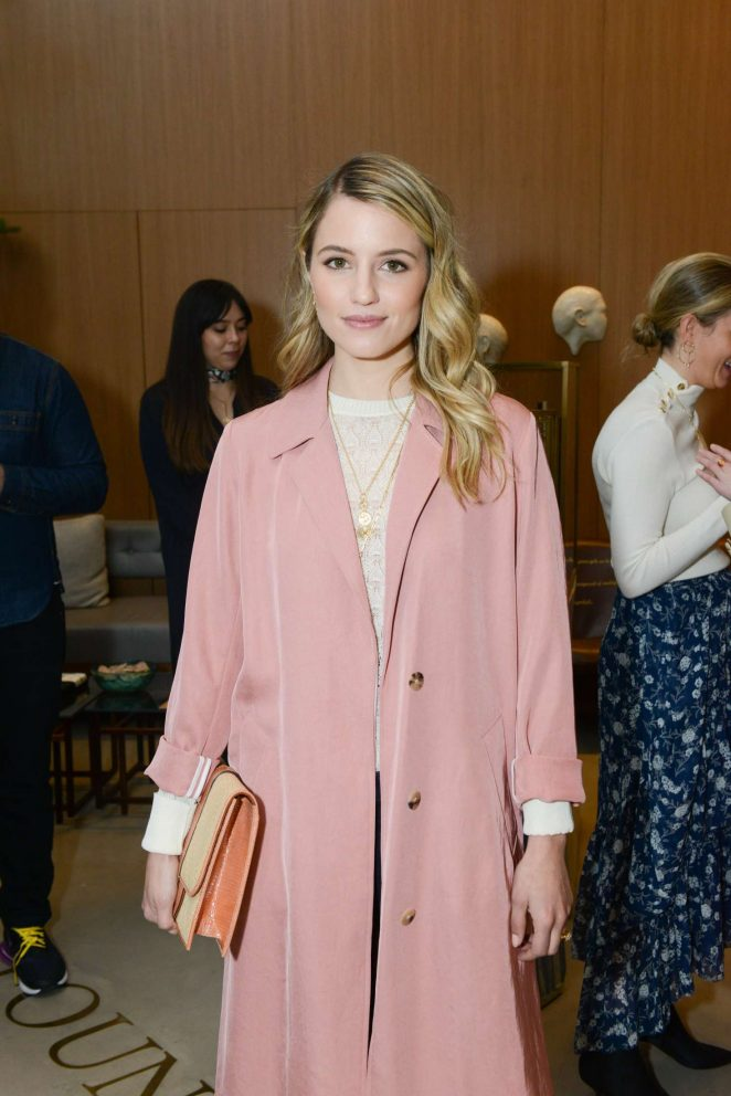 Dianna Agron - Foundrae Store Opening in New York