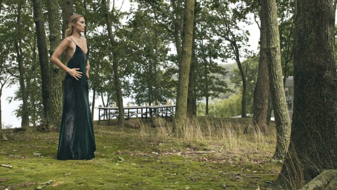 Dianna Agron: La Ligne Photoshoot 2017 -07