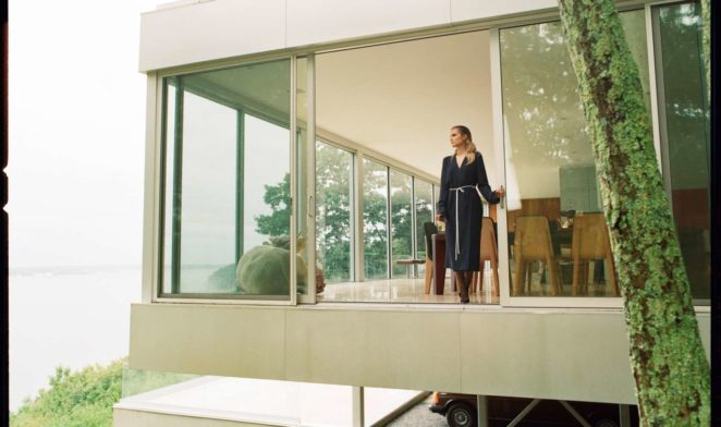 Dianna Agron: La Ligne Photoshoot 2017 -08