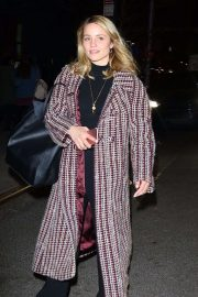 Dianna Agron - Leaves The Bowery Hotel in New York