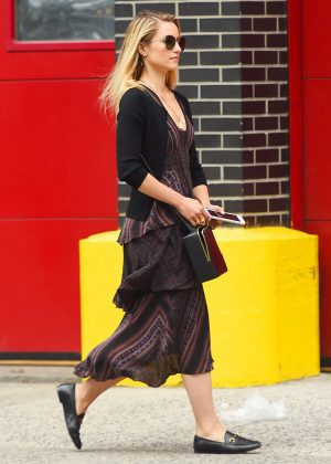 Dianna Agron - Out and about in New York City