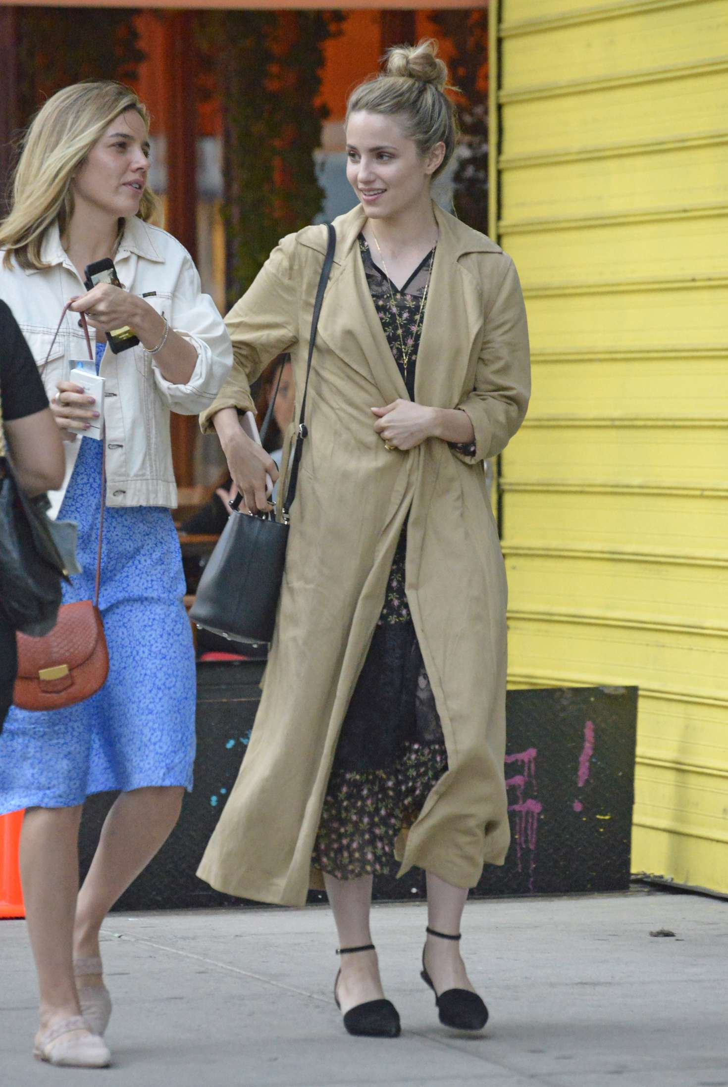 Dianna agron out in new york city - 2019 year