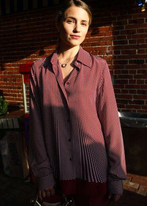 Dianna Agron - Smoke X Mirrors Presents: Sodapop With Justine Skye in New York