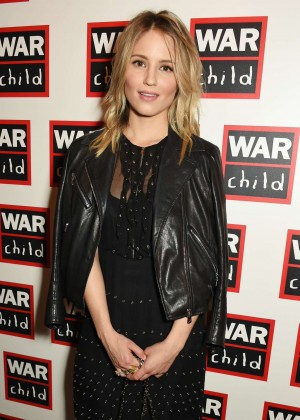 Back to post Dianna Agron – The War Child Winter Wassail in London