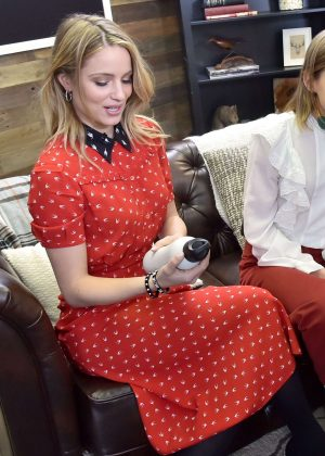 Dianna Agron - Variety Studio at 2017 Sundance Day 2 in Utah