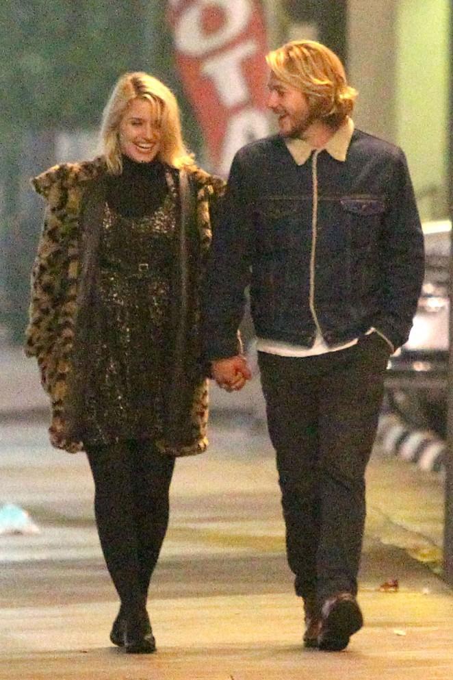 Dianna Agron With her Boyfriend -04 – GotCeleb