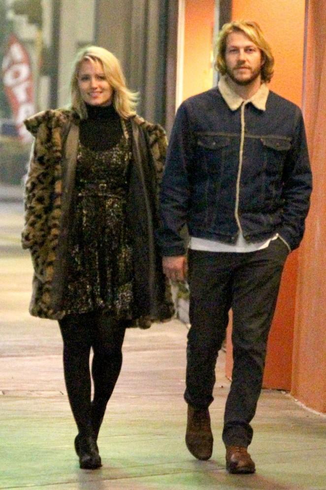 Dianna Agron With her Boyfriend -06 – GotCeleb