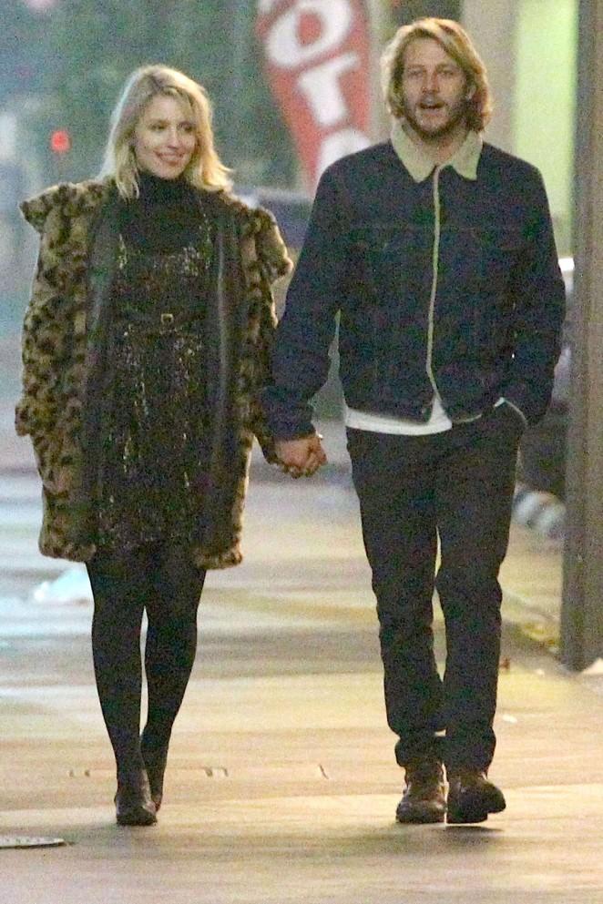 Dianna Agron With her Boyfriend -10 – GotCeleb