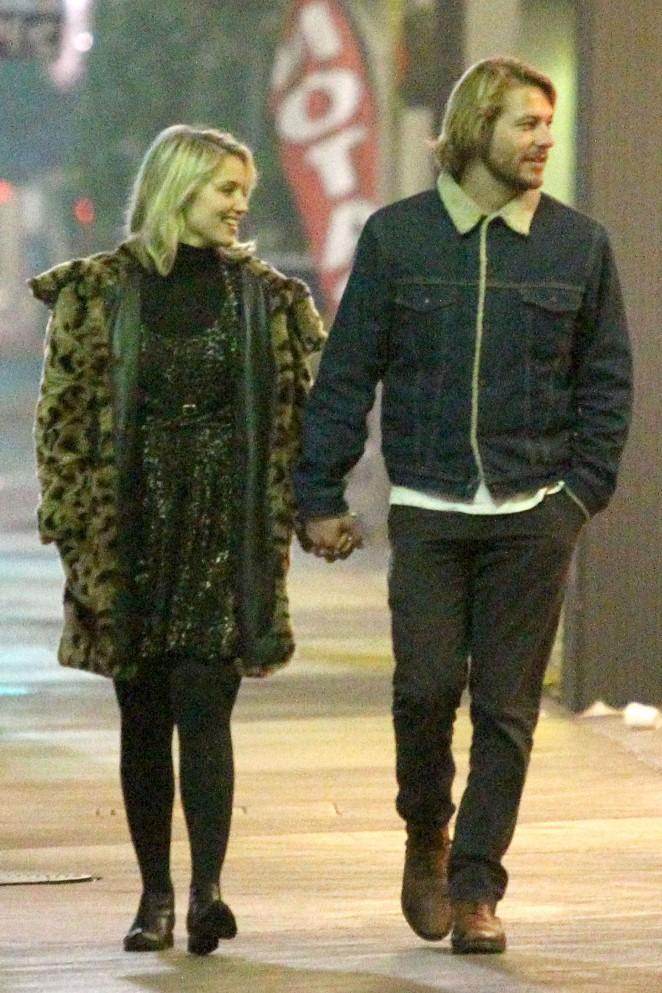 Dianna Agron With her Boyfriend -18 – GotCeleb