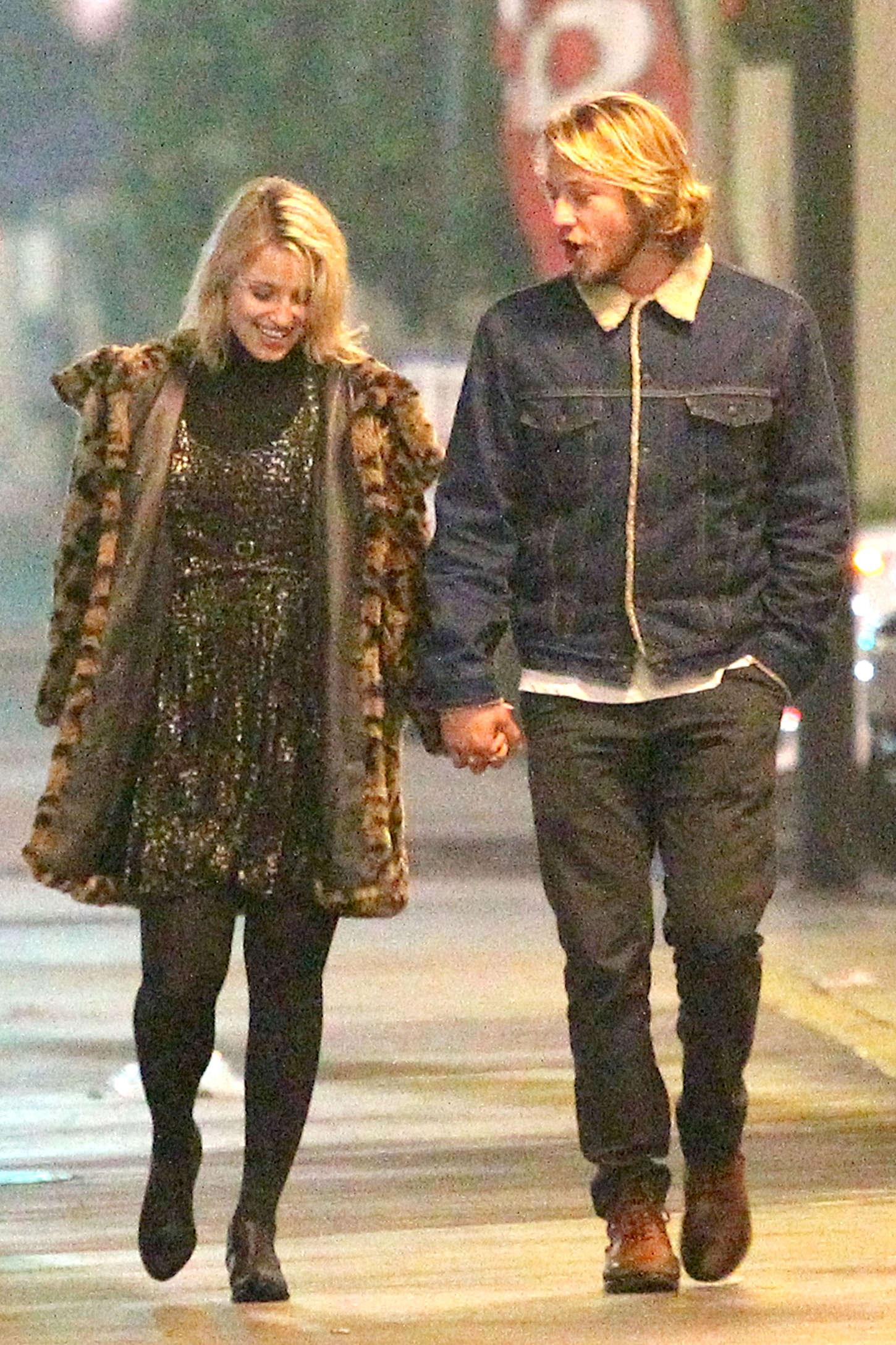 Dianna Agron With her Boyfriend -19 – GotCeleb
