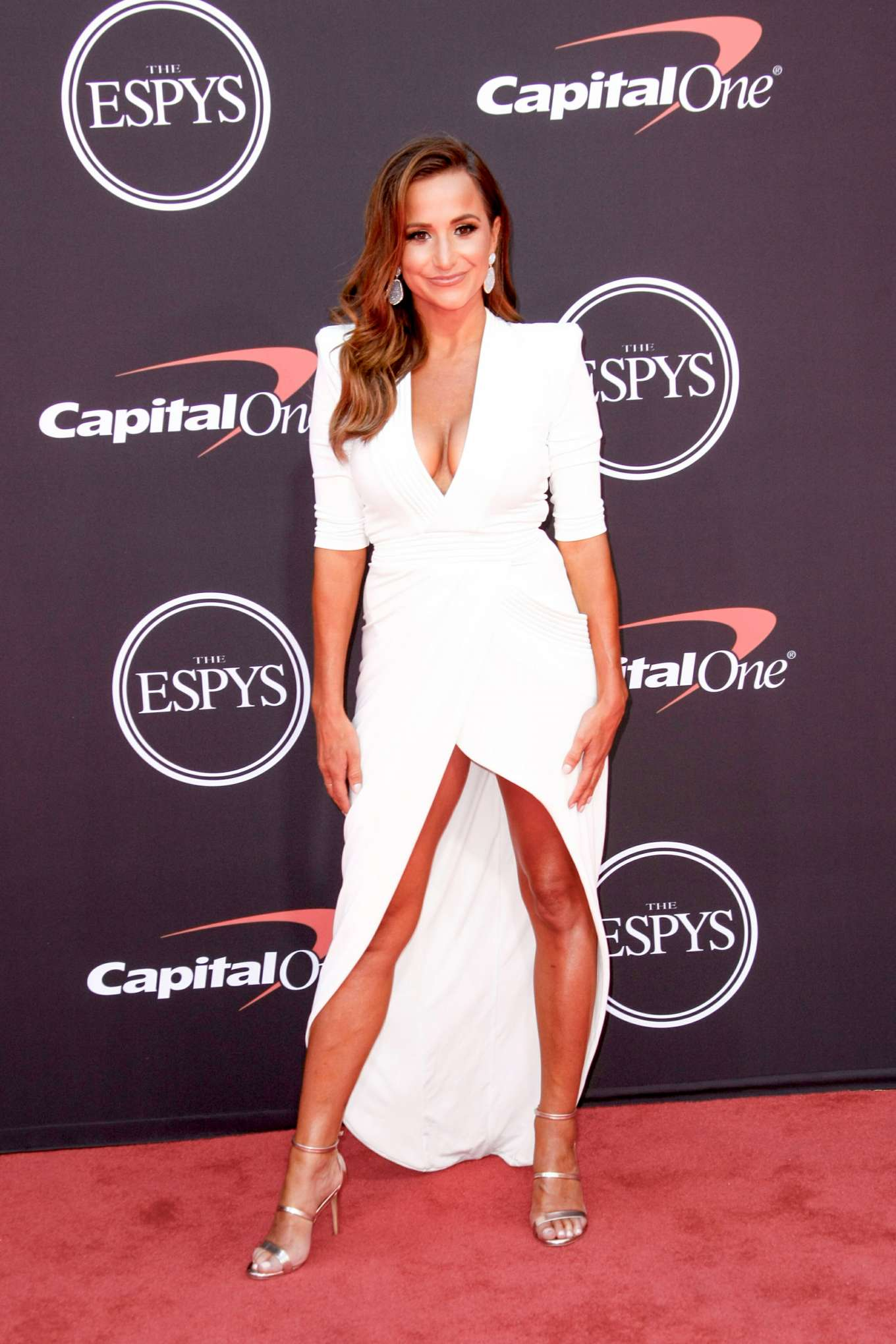 DIANNA RUSSINI at 2019 ESPY Awards in Los Angeles 07/10