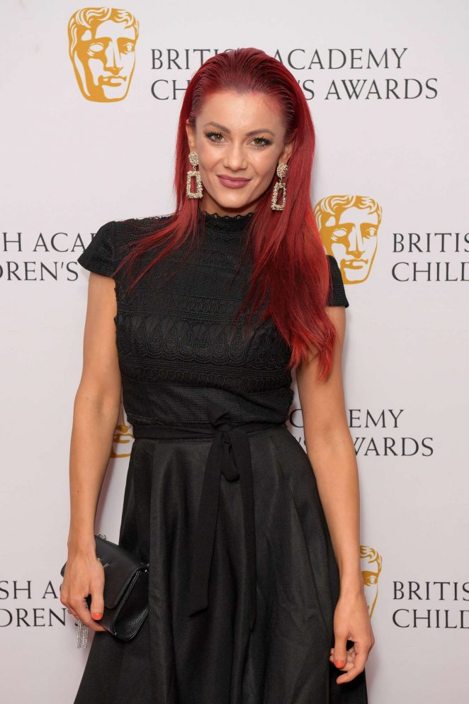 Dianne Buswell – 2018 British Academy Children's Awards in London