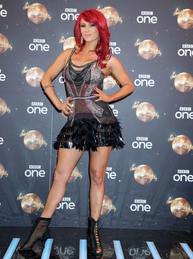 Dianne Buswell – Strictly Come Dancing Launch in London