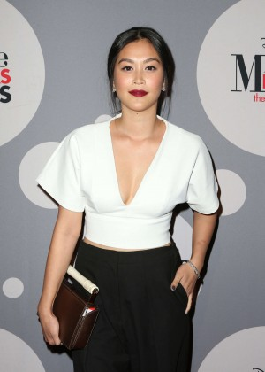 Dianne Doan - Minnie Mouse Rocks The Dots Art And Fashion Exhibit in Los Angeles