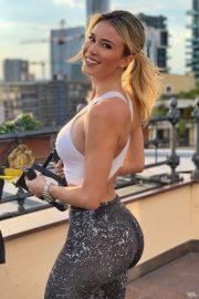 Diletta Leotta - Italian television-radio presenter - personal pics