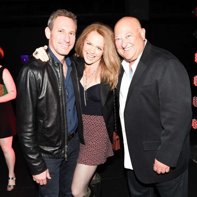 Dina Meyer - Equinox Hollywood Body Spectacle Event in LA