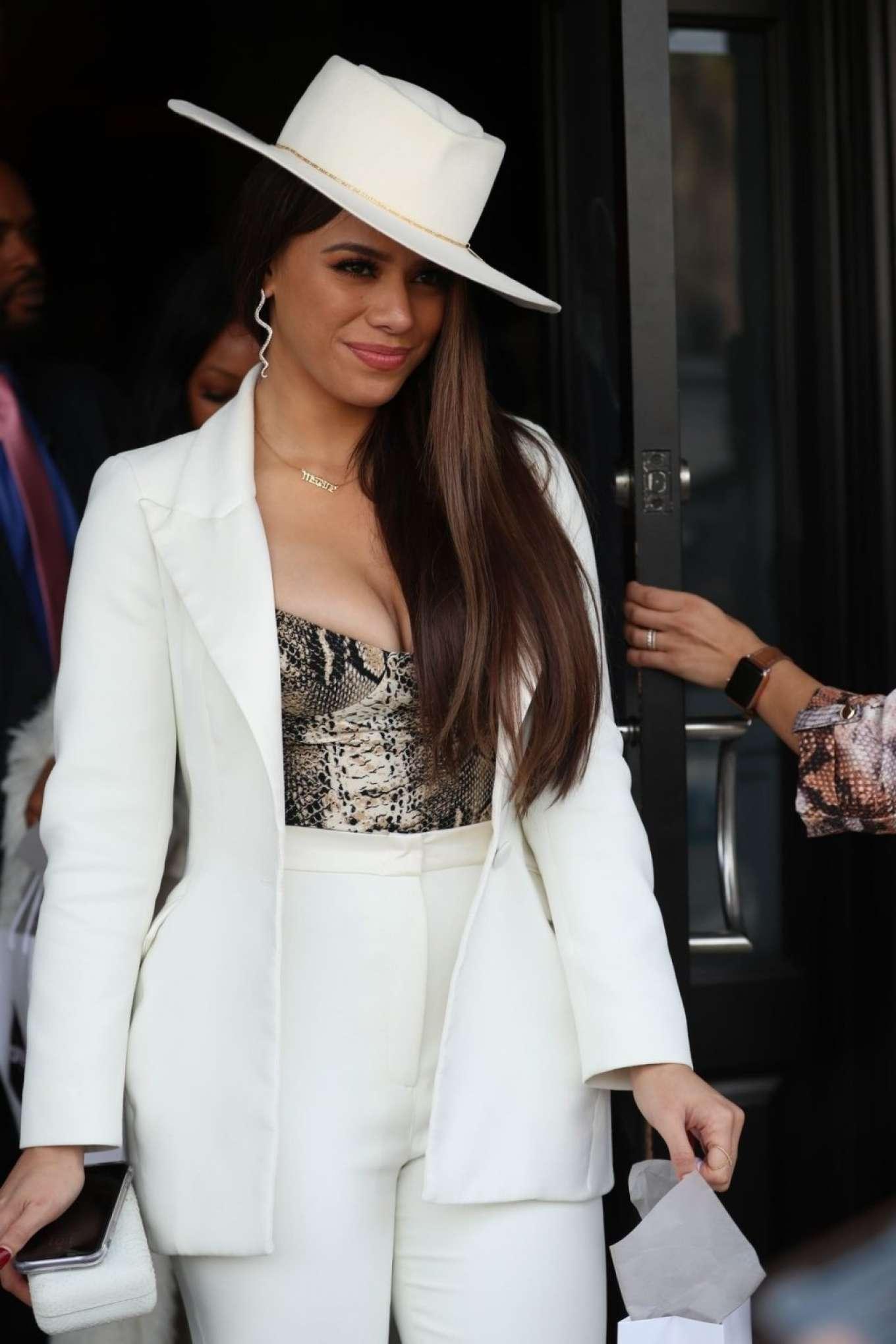 Dinah Jane Departs the Women in Harmony pre-Grammy