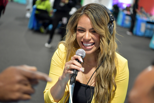 Dinah Jane - Attends the BET Awards Radio Broadcast Center in Los Angeles