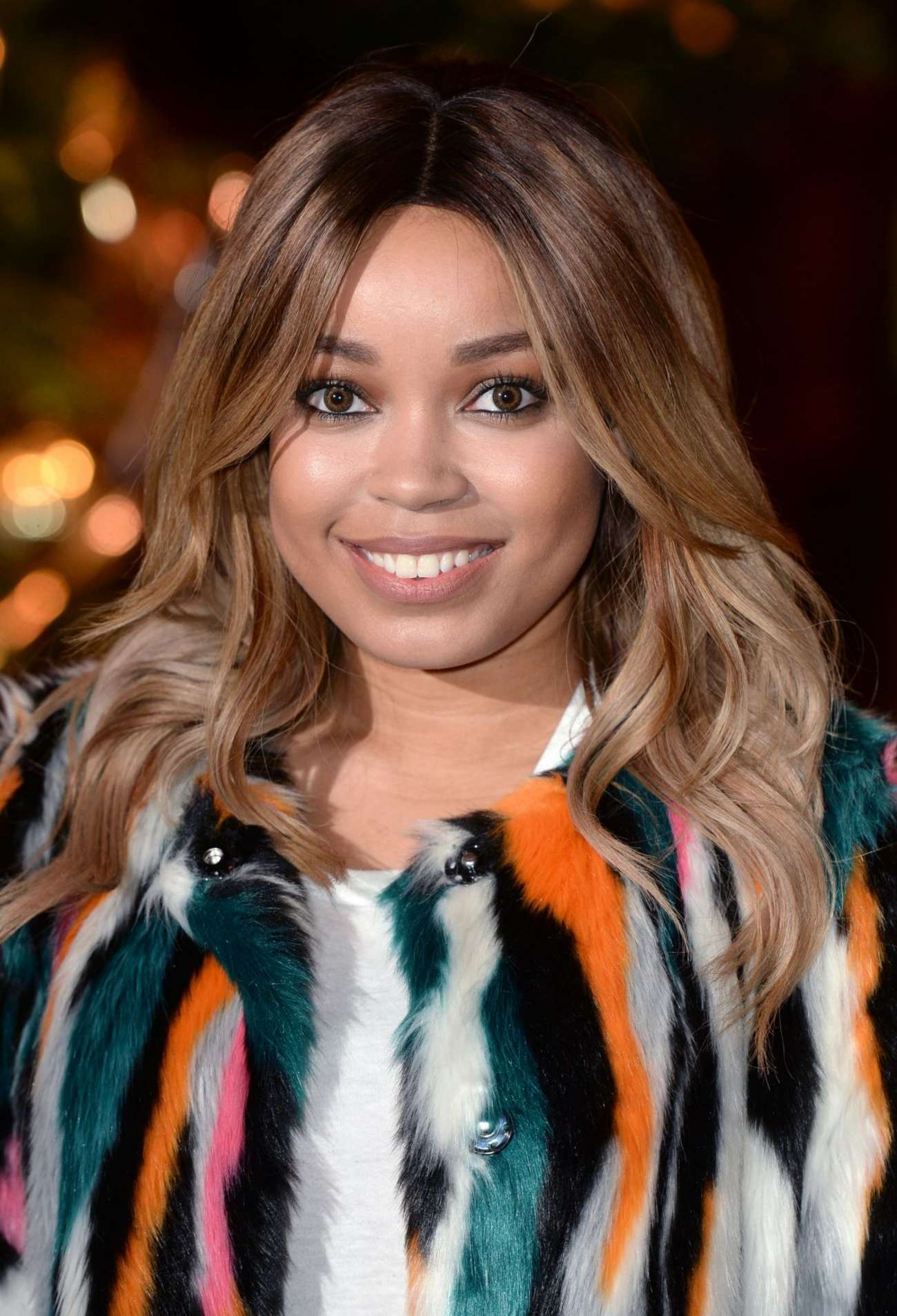 Dionne Bromfield 2015 : Dionne Bromfield: Hogwarts in The Snow Launch -03