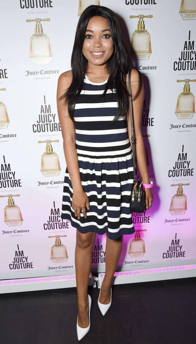 Dionne Bromfield - Juicy Couture 'I Am Juicy' Fragrance Launch in London