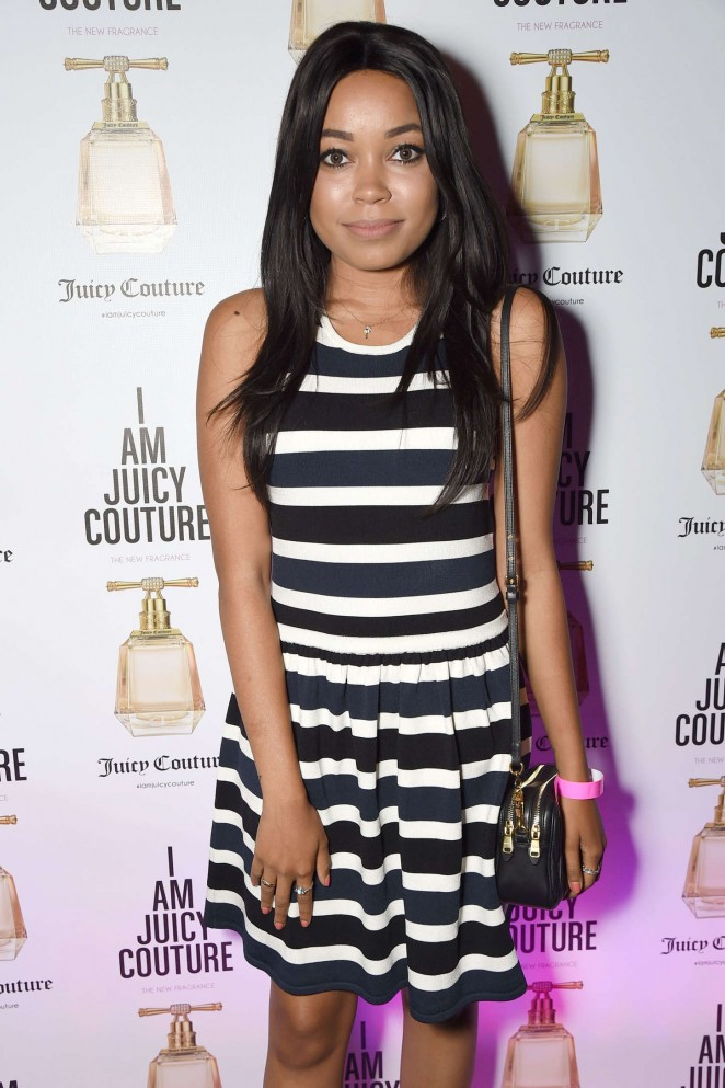 Dionne Bromfield: Juicy Couture I Am Juicy Fragrance Launch -03