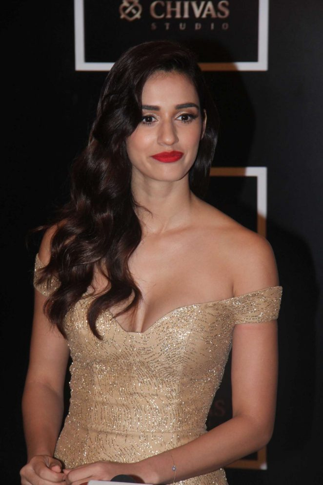 Disha Patani - GQ India's Men of the Year Awards 2016 in Mumbai