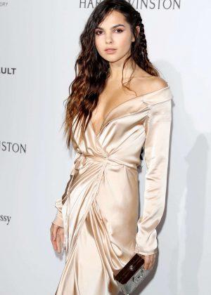 Doina Ciobanu - 2017 amfAR Gala Haute Couture Fashion Week in Paris