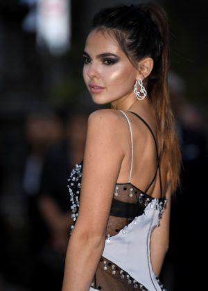 Doina Ciobanu – Green Carpet 2017 Fashion Awards in Italia
